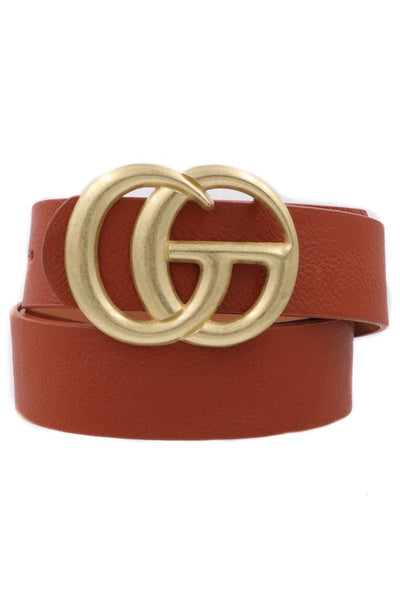 GG Gucci Inspired Belt