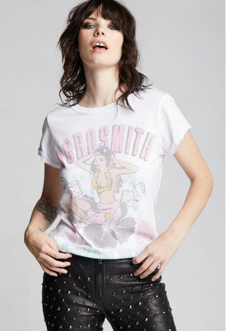 Aerosmith Permanent Vacation Concert Tee