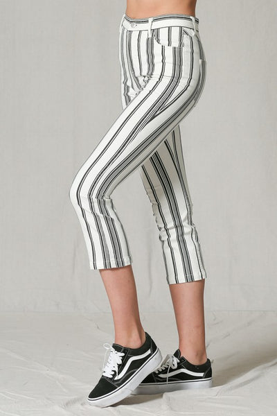 Blank Paige Striped Pants