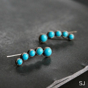 Rio Turquoise Earrings