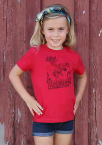 """All Girl Rodeo"" Tee"