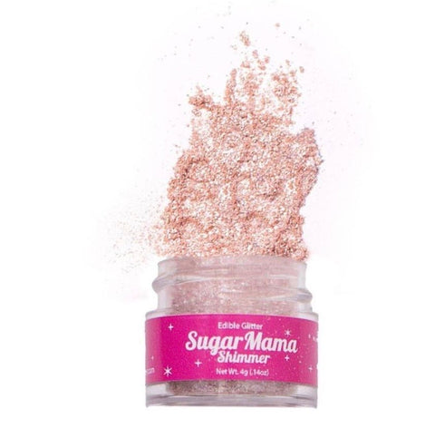 Sugar Mama Shimmer Rose Gold