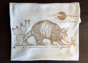 Armadillo Graphic Tee