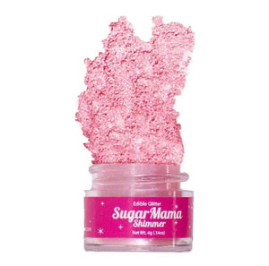 Sugar Mama Shimmer Girl Power Pink