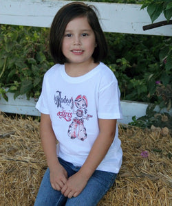Rodeo For Girls Graphic Tee