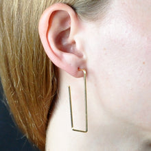 Load image into Gallery viewer, SE714 18k Gold Plated Earrings