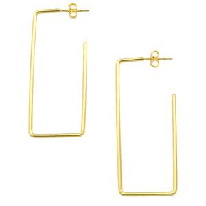 SE714 18k Gold Plated Earrings