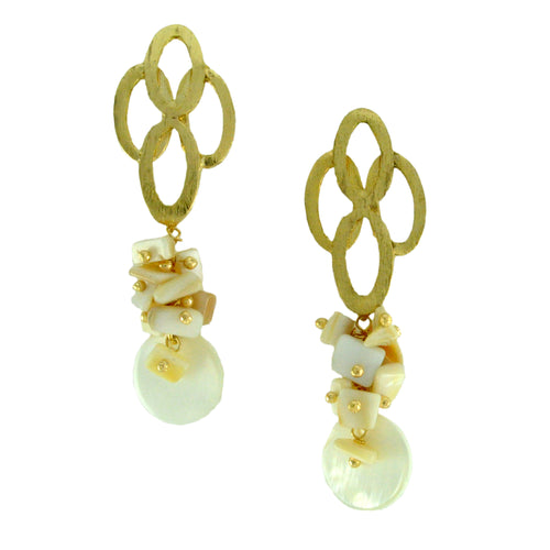 SE743 Mother-of-Pearl Earrings