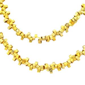 SN061 18k Gold Plated Necklace