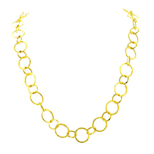SN339 18k Gold Plated Chain