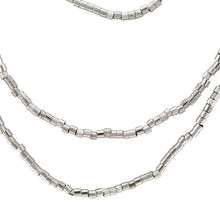 Load image into Gallery viewer, SN352R Rhodium Plated Necklace