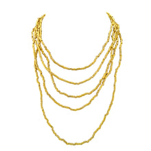 Load image into Gallery viewer, SN352 Gold Plated Necklace