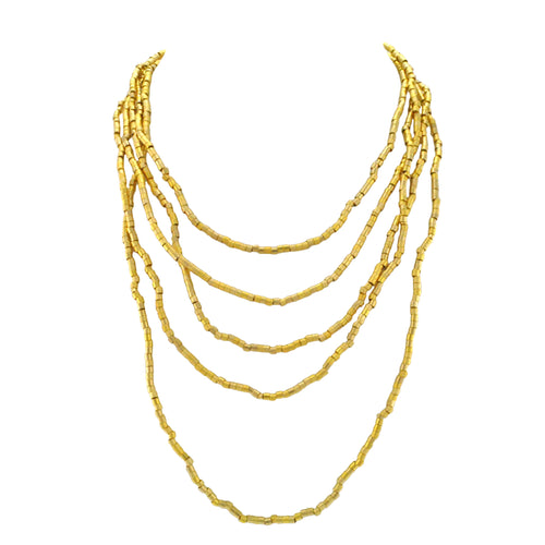 SN352 Gold Plated Necklace