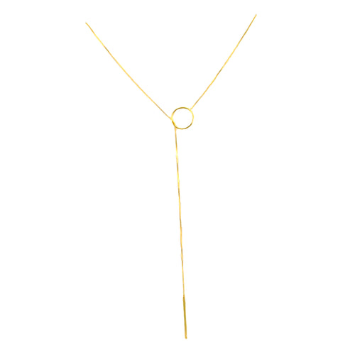SN384 18k Gold Plated Necklace