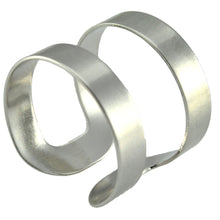 Load image into Gallery viewer, SR096R Rhodium Plated Ring