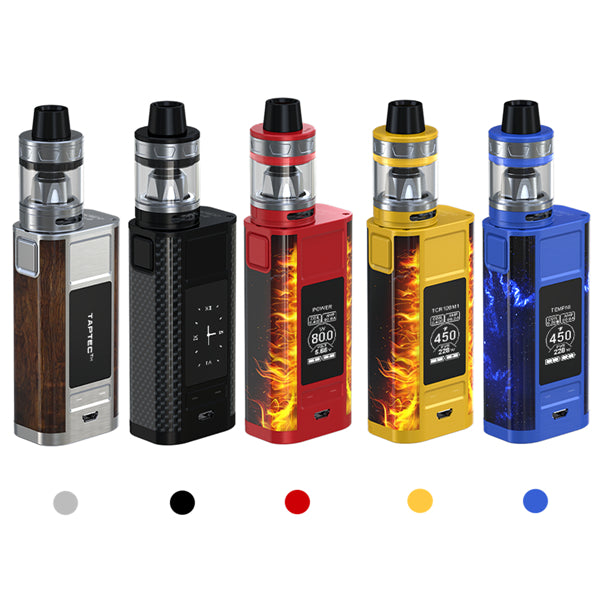 Joyetech CUBOID TAP Starter Kit with ProCore Aries Tank - 4ml