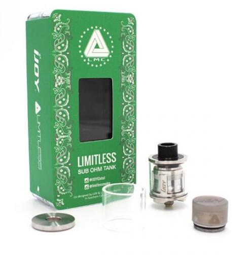 IJOY LIMITLESS SUB OHM Tank Atomizer - 2ml