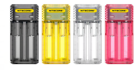 Nitecore Q2 Dual Slot Battery Charger