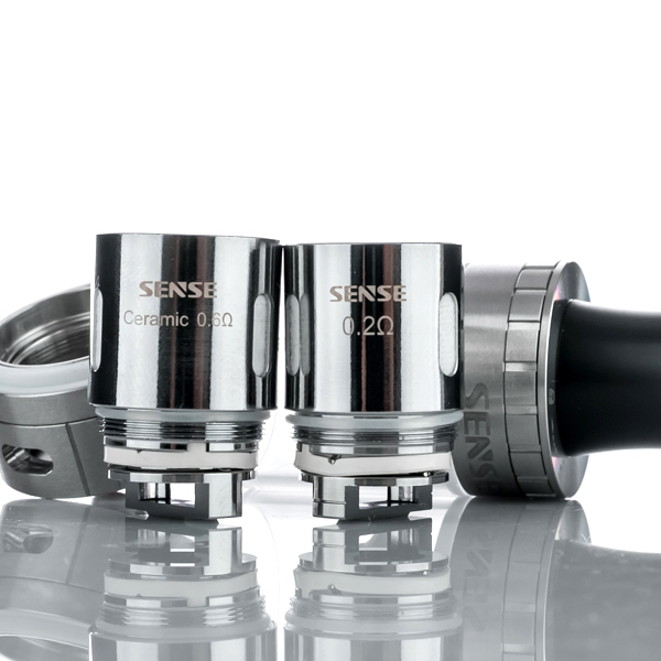 Sense Cigreat Blazer Tank Atomizer - 6.0ml