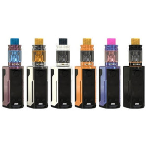 WISMEC Reuleaux RXGen3 Dual 230W TC Kit with GNOME King Tank - 5.8ml