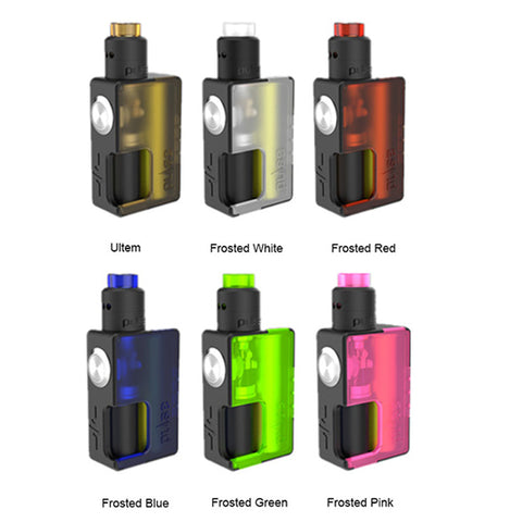 Vandy Vape Pulse Squonk BF Kit With Pulse RDA