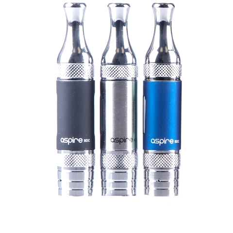 Aspire ET-S BVC Clearomizer-3ml-5pcs/pack