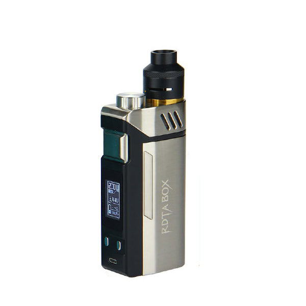 IJOY RDTA BOX 200W Full Kit - 12.8ml