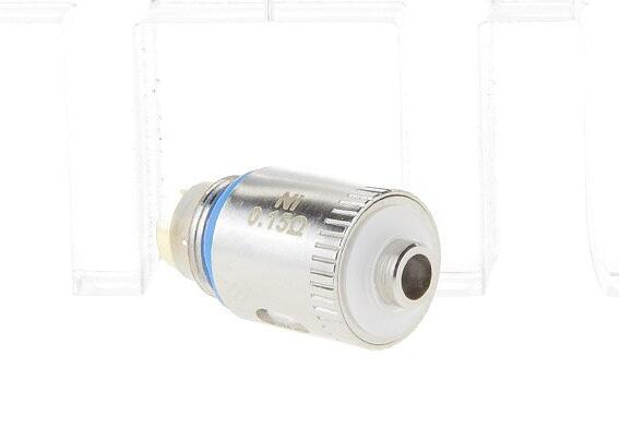 Eleaf GS Tank Replacement Coil Head Ni 200 0.15ohm - 5pcs/pack