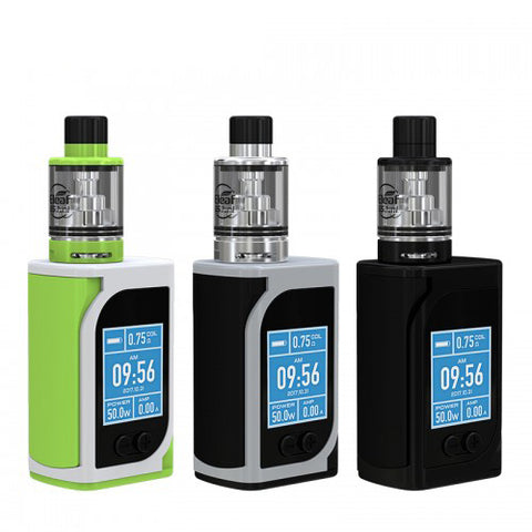Eleaf iStick Kiya 50W Starter Kit With GS Juni Atomizer -1600mAh &2ml