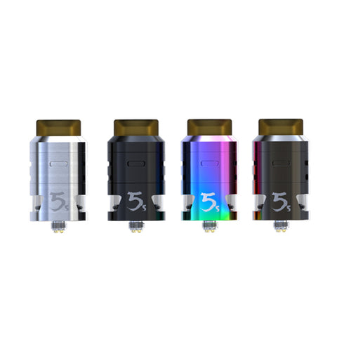 IJOY RDTA 5S Rebuildable Tank Atomizer - 2.6ml