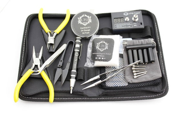 LTQ Vapor RBA DIY Tool Full Kit
