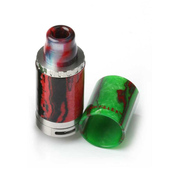 Demon Killer Resin Tube for Aspire Cleito Tank Random Color