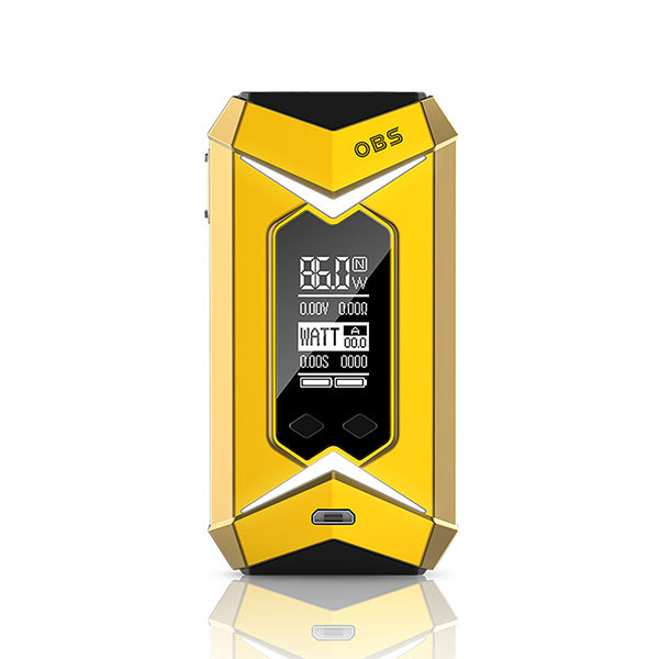 OBS Bat 218W TC Box Mod