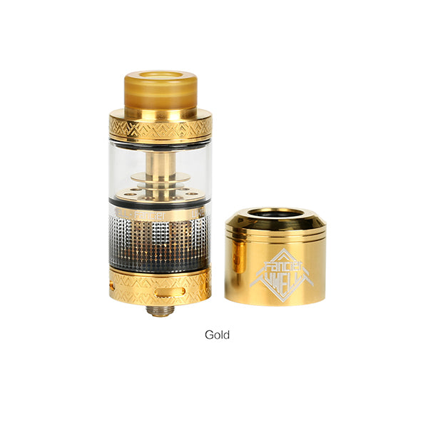 Uwell Fancier RTA & RDA Tank Atomizer - 4ml