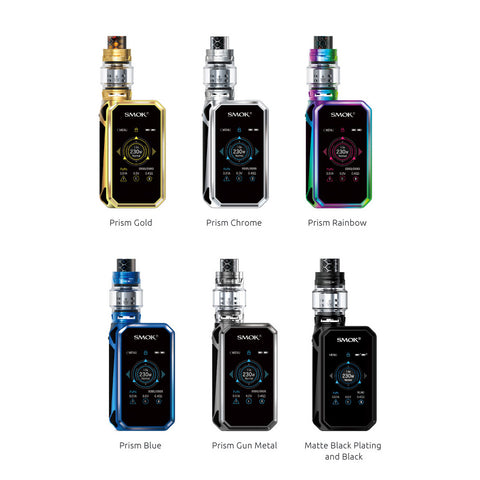 SMOK G-Priv 2 230W Kit Luxe Edition With TFV12 Prince Tank - 8ML