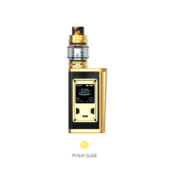 SMOK Majesty 225W Luxe Edition Kit Carbon Fiber Edition With TFV12 Prince Tank -8ML