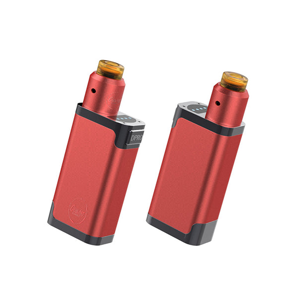 CoilART DPRO 133 PREMIUM Kit with DPRO RDA