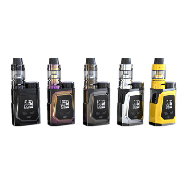 IJOY CAPO 100W Starter Kit with Captain Mini Subohm Tank - 3.2ml/ 3750mAh