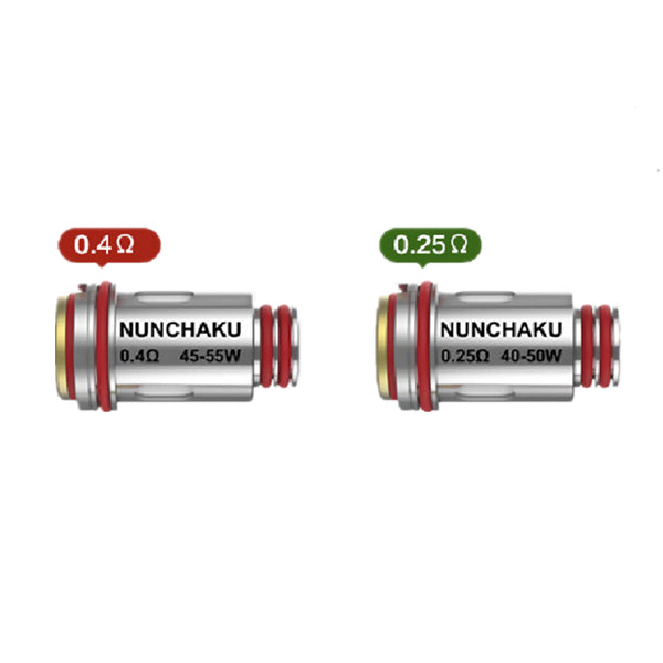 Uwell Nunchaku Sub Ohm Tank Replacement Coils - 4pcs/pack