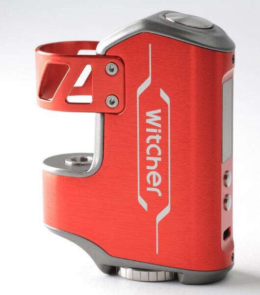 Rofvape Witcher 75W Box Mod-Red
