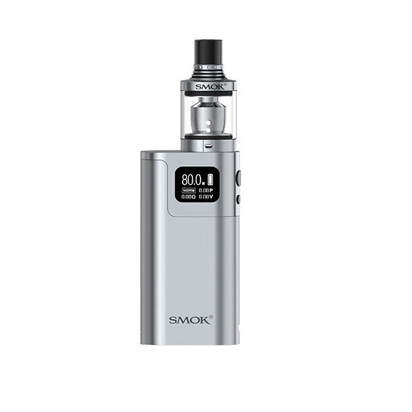 SMOK G80 Starter Kit with Spirals Tank - 2ml