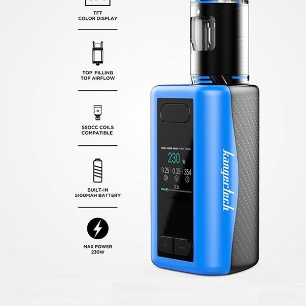 Kangertech IKEN Kit - 4ml & 5100mAh