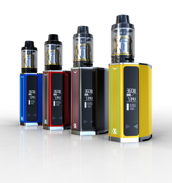 IJOY EXO 360 Full Kit with EXO XL Tank - 5ml