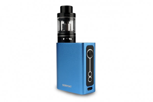 Wotofo Serpent 50w Box Mod Full Kit with Serpent Sub Tank 2000ml 5ml