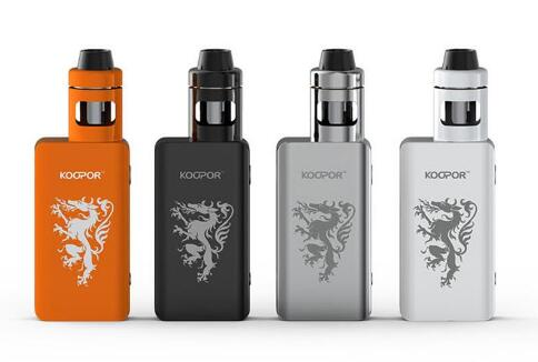 SMOK Koopor Knight 80W Starter Kit with Helmet Tank - 2ml
