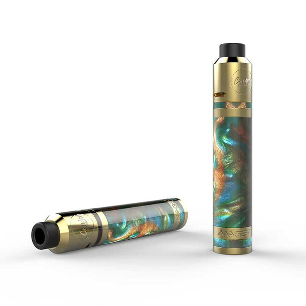 CoilART Mage Mech Tricker Kit Resin Edition with Mage RDA
