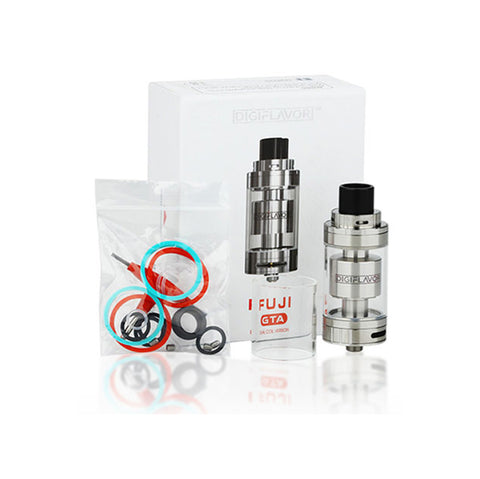 Digiflavor Fuji GTA Dual Coil Version - Stainless