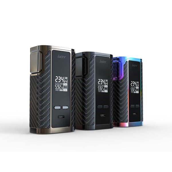 IJOY Captain PD270 Dual 20700 Battery Mod - 6000mAh