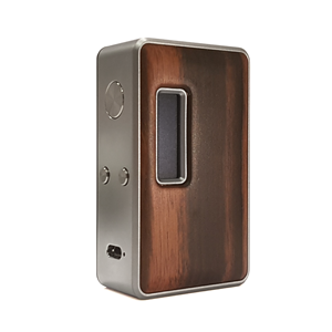 Lost Vape Epetite DNA 60 Box Mod-BlackFrameWood