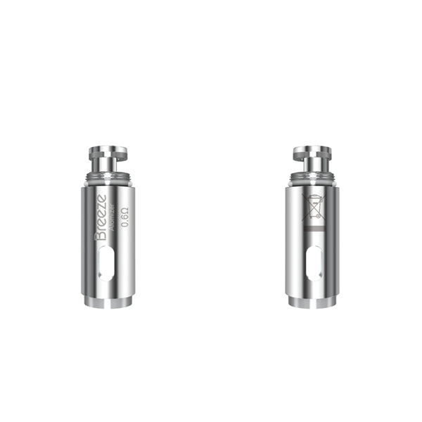 Aspire Breeze Starter Kit Replacement Coils 0.6ohm - 5pcs/pack